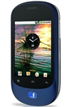 Wholesale Alcatel OT-908 Blue Cell Phones