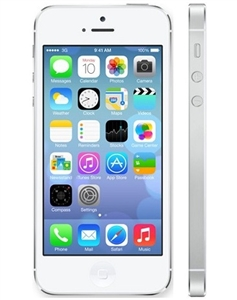Apple iPhone 5 16GB White Cell Phones Rb