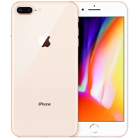 WHOLESALE APPLE IPHONE 8 PLUS (GOLD, 64GB) MOBILE PHONE 205 Grams