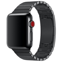 WholeSale Apple Watch 38mm Stainless Steel Case Space Black Link Bracelet- (MJ3F2LL/A)