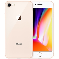 Wholesale Apple iPhone 8 (Gold, 256GB) Cell Phone