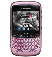 WHOLESALE CELL PHONES, BLACKBERRY CURVE 8520 PINK GSM UNLOCKED RB