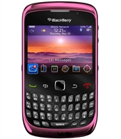 WHOLESALE CELL PHONES, BLACKBERRY CURVE 3G 9300 PINK RB