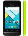 New BLU DASH 3.5 CE D350 Yellow Cell Phones
