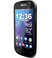 WHOLESALE BRAND NEW BLU DASH 4.0 D271a BLACK GSM