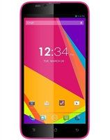 New Blu Dash 5.5 D470u Pink 4G Cell Phones