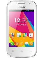 New Blu Dash Jr Social D141s White Android Cell Phones