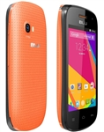 New Blu Dash Jr Tv D141t Orange Cell Phones