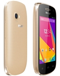 New Blu Dash Jr Tv D141t Gold Cell Phones