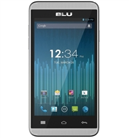 "WHOLESALE BRAND NEW BLU DASH ""MUSIC"" 4.0 D272a SILVER GSM"