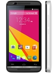 New BLU DASH MUSIC 4.5 D490 White Android Cell Phones