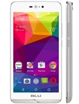 Refurbished BLU DASH X LTE D0010U 4G-LTE WHITE Cell Phones
