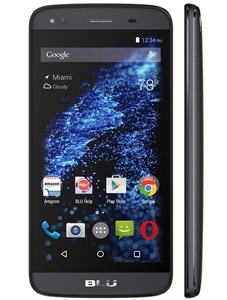 New BLU DASH X PLUS LTE D0030UU 4G-LTE BLACK Cell Phones