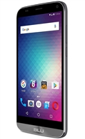 Brand New BLU DASH XL D710u BLACK 4G Cell Phones