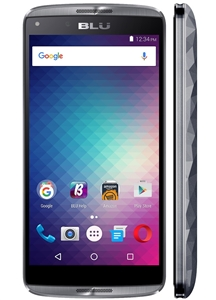 New Blu ENERGY DIAMOND E130u 4G GREY  Cell Phones