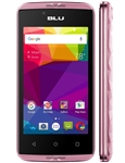 New Blu ENERGY DIAMOND MINI E090U 4G PINK  Cell Phones