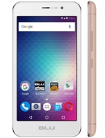New Blu Energy M E110U 4G ROSE GOLD Cell Phones