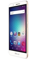 New Blu ENERGY X-PLUS 2 E150Q 4G GOLD Cell Phones