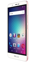 New Blu ENERGY X-PLUS 2 E150Q 4G Rose GOLD Cell Phones