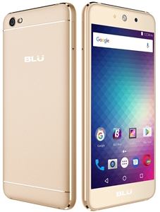 New BLU GRAND M G070Q 4G GOLD Cell Phones