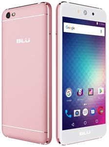 New BLU GRAND M G070Q 4G ROSE GOLD Cell Phones