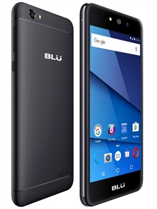 New BLU GRAND XL G150Q 4G BLACK Cell Phones
