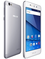 New BLU GRAND XL G150Q 4G SILVER Cell Phones