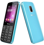 New Blu Janet T175 Blue Dual-Sim Cell Phones