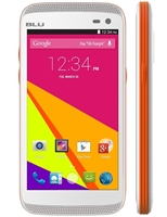 Wholesale Brand New BLU Sport 4.5 S430u 4g White-Orange Gsm