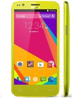 New Blu Star 4.5 S451u Yellow 4G Cell Phones