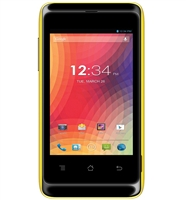 WHOLESALE BRAND NEW BLU STAR JR S350 YELLOW GSM