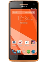 WHOLESALE BRAND NEW BLU STUDIO 5.0 C HD D534u ORANGE GSM