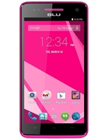 WHOLESALE BRAND NEW BLU STUDIO 5.0 C HD D534u PINK GSM