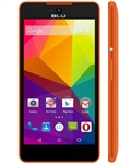 Brand New BLU STUDIO C 5+5 D890u ORANGE 4G Cell Phones