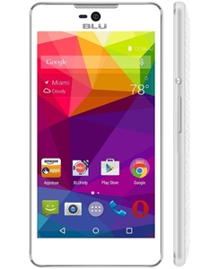 Brand New C 5+5 4G-LTE S0050UU WHITE 4G Cell Phones