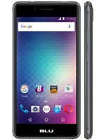 New BLU STUDIO C 8+8 LTE S0170UU 4G-LTE DARK BLUE Cell Phones