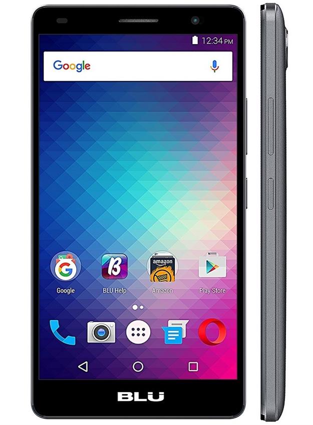 Brand new blu studio g plus hd s030q 4g grey gsm unlocked cell phones
