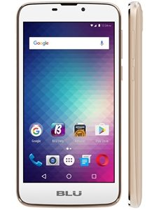 Brand New BLU STUDIO J5 S0290UU GOLD 4G LTE Cell Phones