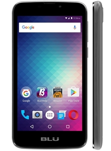 Brand New BLU STUDIO J5 S0290UU GREY 4G LTE Cell Phones