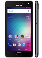 New Blu STUDIO TOUCH S0210UU BLACK 4G LTE Cell Phones