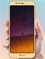New Blu STUDIO VIEW XL S790Q 4G GOLD Cell Phones