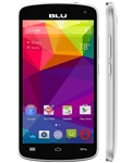 New Blu STUDIO X8 HD S530u white 4G Cell Phones