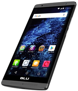 New Blu STUDIO XL LTE S0190UU BLACK 4G Cell Phones