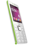 WHOLESALE CELL PHONES, BRAND NEW BLU TANK 2 T192 WHITE / LIME