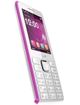 New Blu Tank 2 T192 White / Pink Cell Phones