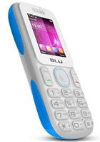 Wholesale Cell Phones, Brand New BLU TANK T191 White / Blue