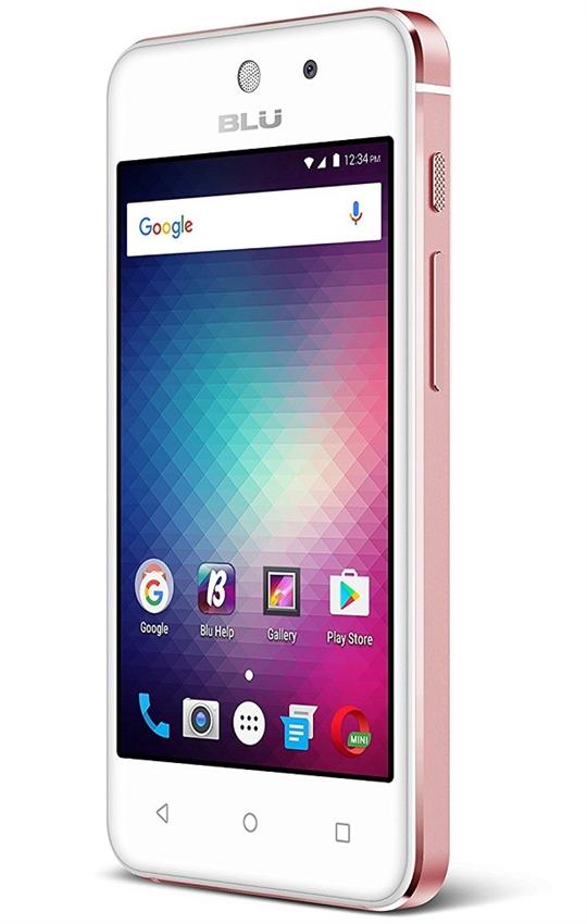 Wholesale Brand New Blu Vivo 5 Mini V050q Rose Gold 4g Gsm