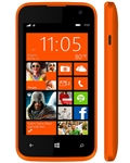 New Blu Win Jr 4.0 W410u Orange 4g Windows Cell Phones