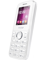 New Blu Zoey II T276 White Cell Phones