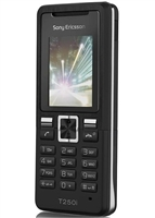 Wholesale Sony Ericsson T250 Black Rb